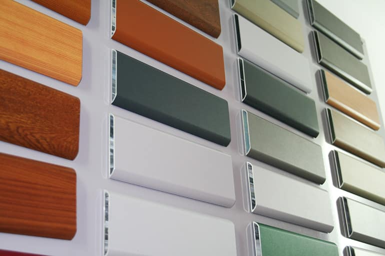 Fensterzentrum Fenster München Fensterprofile Farbauswahl
