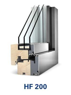 Internorm Holz Alu Fenster Fensterzentrum München