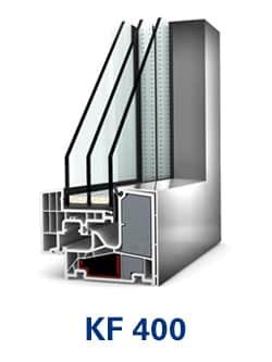 Internorm Kunststoff Alu Fenster ohne Beschattung vom Fensterzentrum München