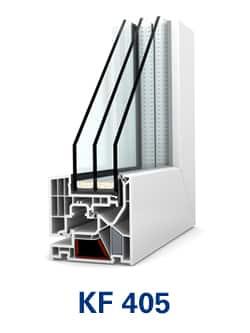 Internorm Kunststofffenster mit Beschattung vom Fensterzentrum München