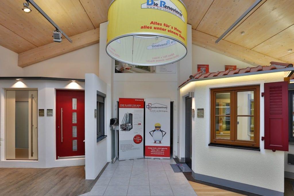 Fenster Ausstellung München | Exklusive Ausstellungsflächen